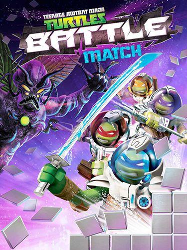 logo TMNT Battle Match: Ninja Turtles