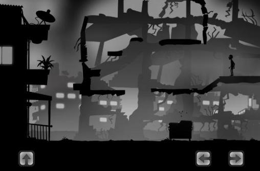 Arcade-Spiele Liyla and the shadows of war für das Smartphone