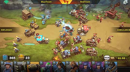 Online: Lade Kampf Boom auf dein Handy herunter