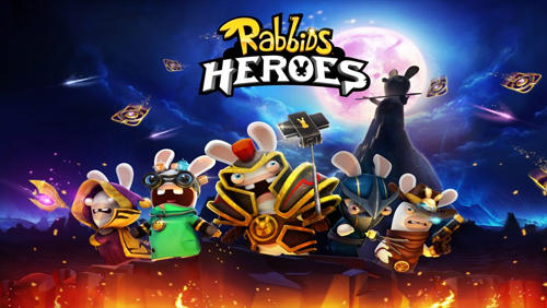 Rabbids heroes capture d'écran 1
