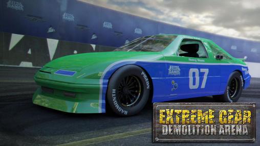Extreme gear: Demolition arena capture d'écran 1