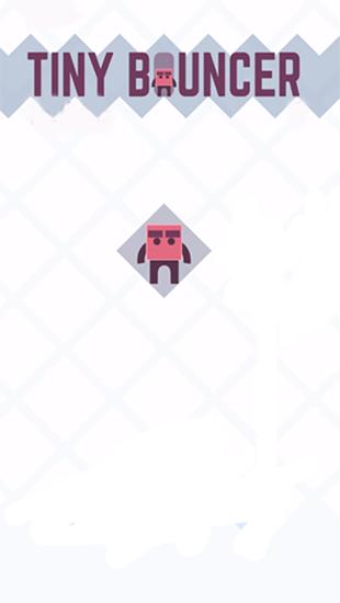 Tiny bouncer ícone