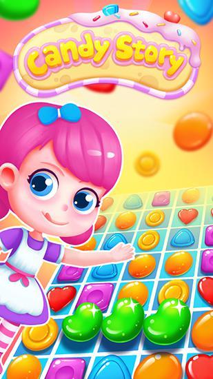 Candy story Screenshot