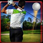 Real golf master 3D Symbol