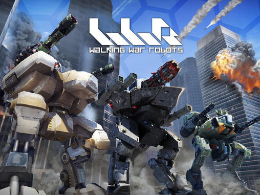 Walking war robots screenshot 1