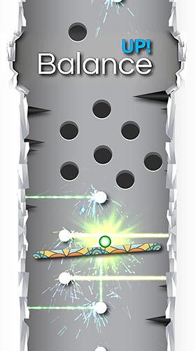 Balance up: The world's hardest arcade game Screenshot