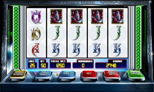 Magical slots für Android