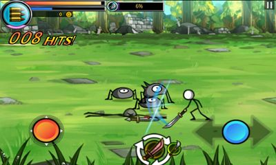 Cartoon Wars: Blade скриншот 1