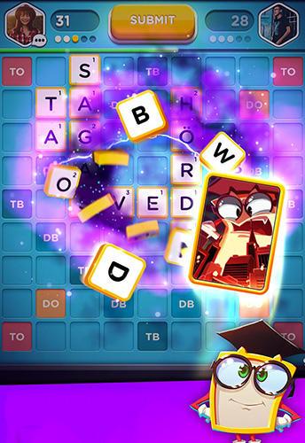 Logikspiele Word domination für das Smartphone