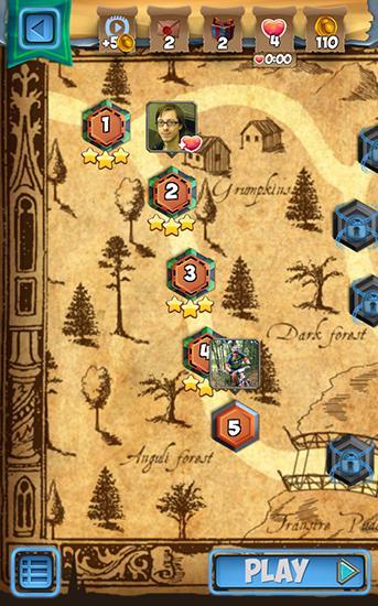 3 Gewinnt Forest alchemy: Lost chronicles auf Deutsch