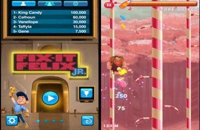 Arcade-Spiele: Lade Zerstöre es Ralph auf dein Handy herunter
