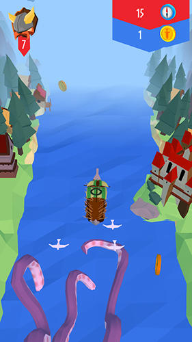 Viking sail für Android