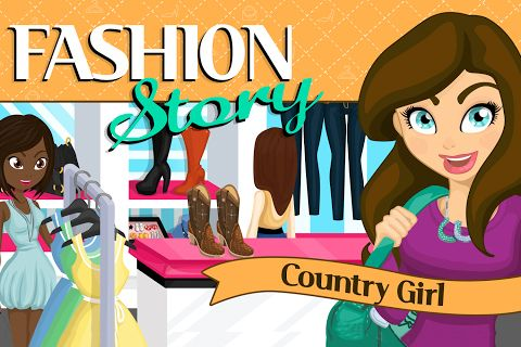Fashion story: Country girl Screenshot