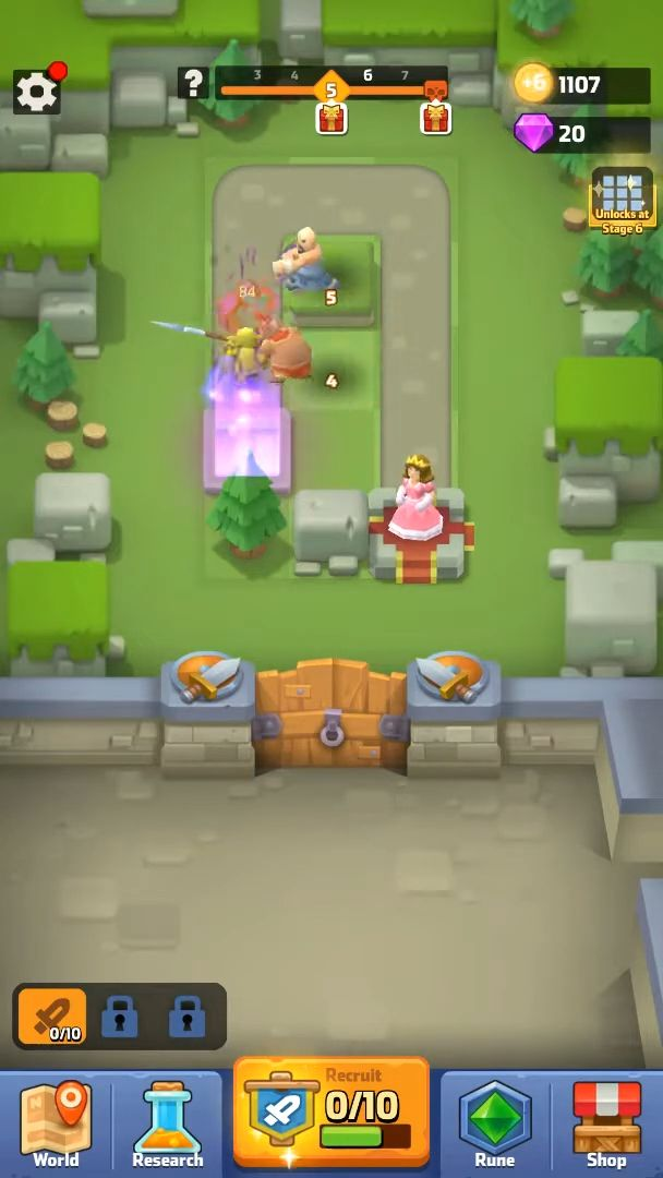 Rescue my Queen! capture d'écran 1
