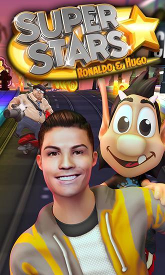 Ronaldo and Hugo: Superstars skaters icono