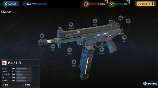 Overkill 3 capture d'écran
