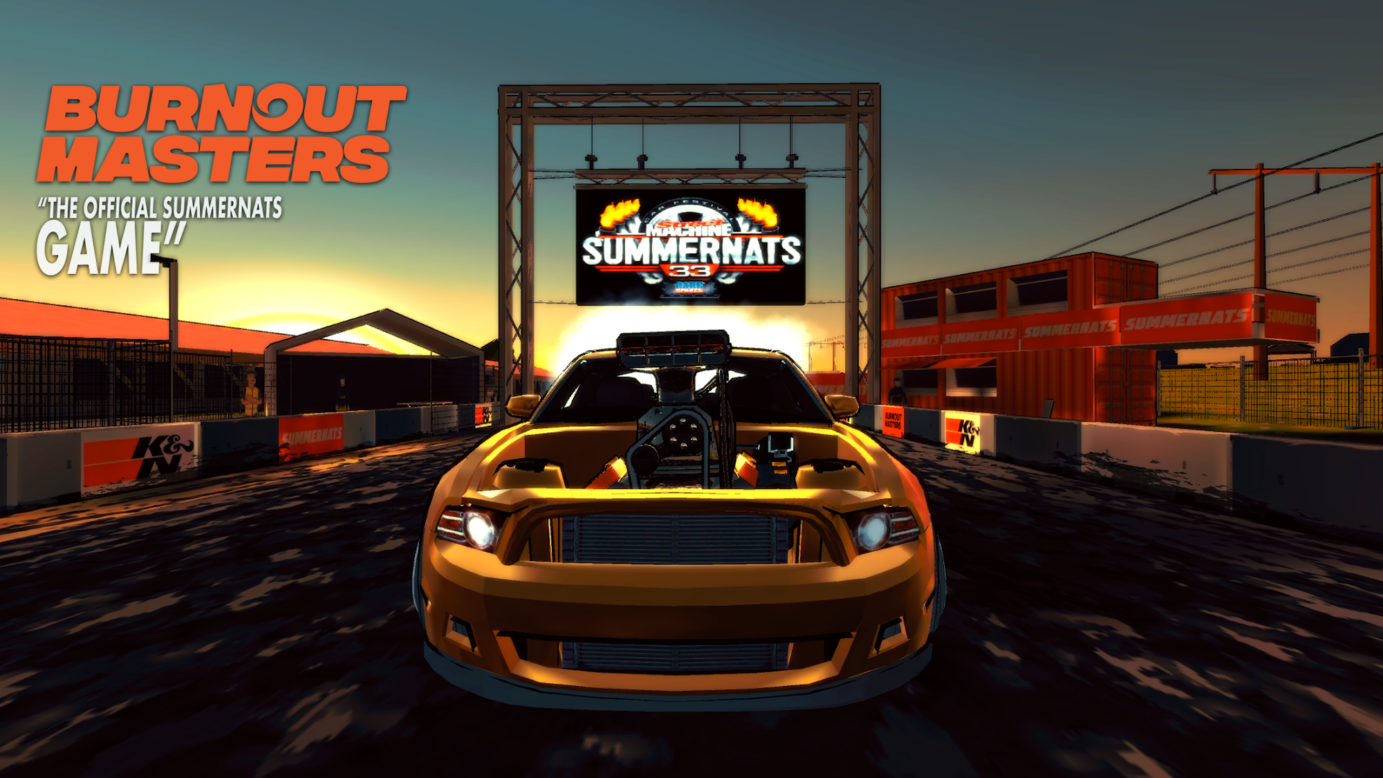 Burnout Masters screenshot 1
