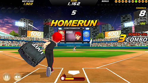 Homerun king pour Android