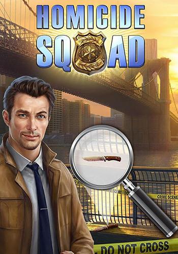 Homicide squad: Hidden crimes Screenshot