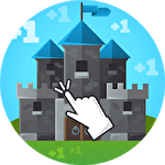 Idle medieval tycoon: Idle clicker tycoon game icône