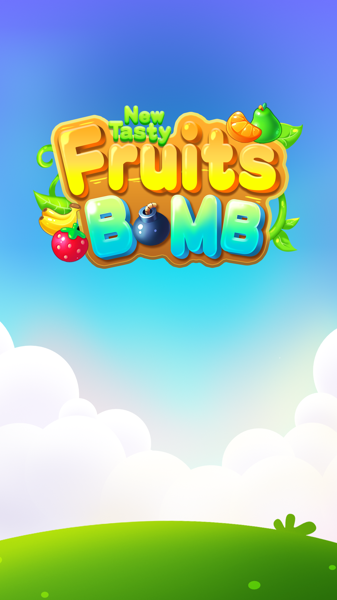 New Tasty Fruits Bomb: Puzzle World screenshot 1