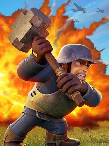 Echtzeit-Strategie War heroes: Clash in a free strategy card game auf Deutsch
