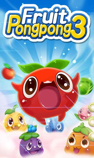 Fruit pong pong 3 Screenshot
