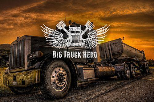 logo Camionero héroe