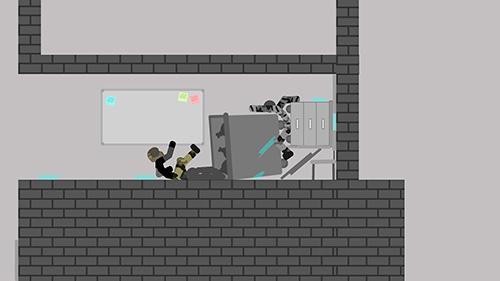 Strichmännchen-Spiele Stickman backflip killer 5 auf Deutsch