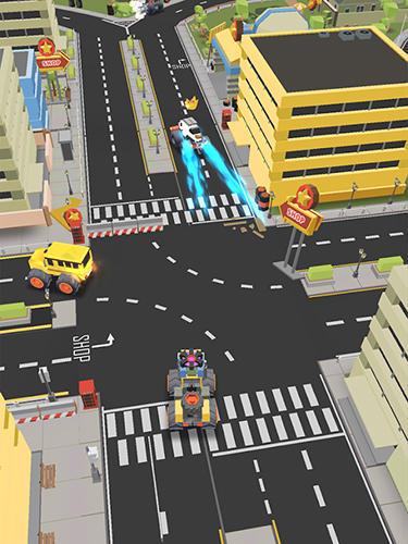 Autospiele Monster truck.io auf Deutsch
