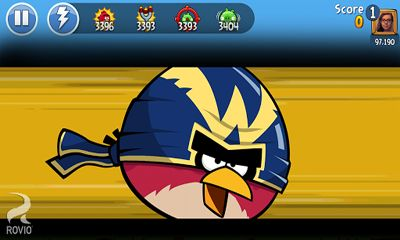 Angry Birds Friends pour Android