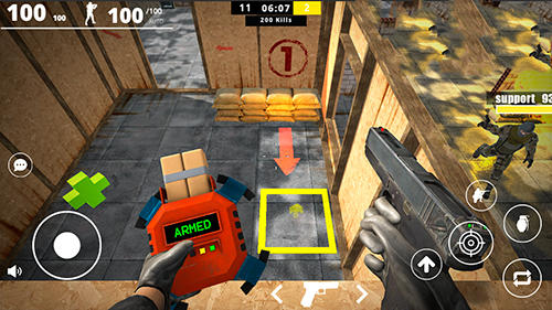 Strike force online for Android