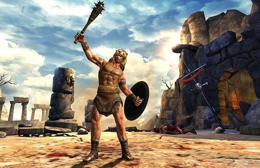 Kampfspiele: Lade Herkules auf dein Handy herunter