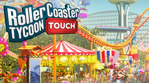 Roller coaster tycoon touch скріншот 1
