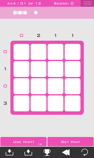 Logic dots for Android