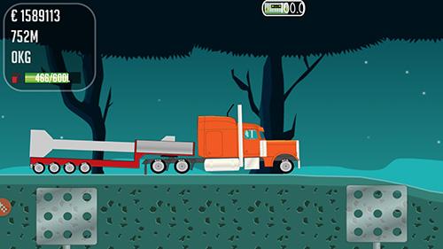 Trucker Joe screenshot 1