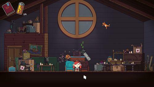 Capture d'écran Fort meow sur iPhone