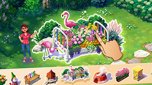 Lily's garden для Android
