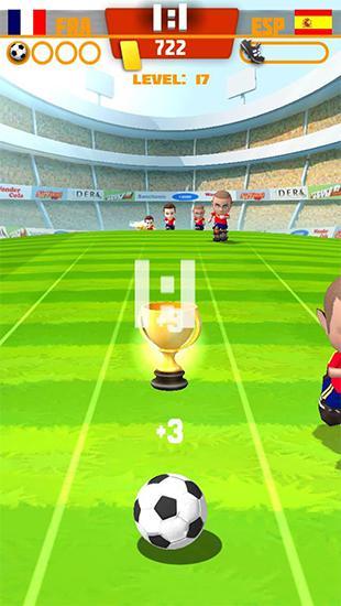 Striker rush tournament für Android