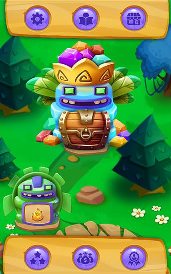 Juicy blast: Fruit saga für Android