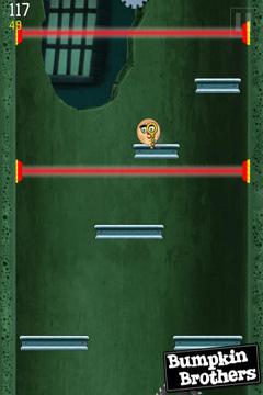 Screenshot Als Ian in die Maschine fiel auf dem iPhone