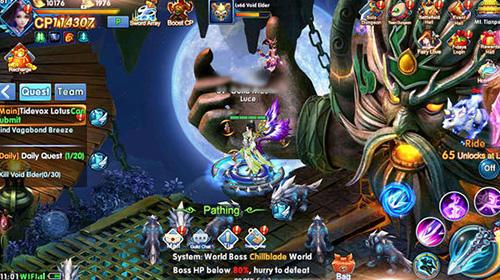 Swords of immortals: Fantasy and adventure für Android