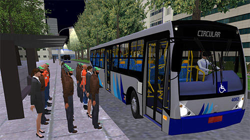 Proton bus simulator screenshot 3