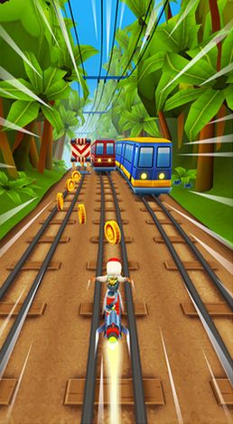 Subway surfers: World tour Rio for Android
