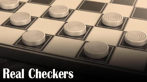 Real checkers captura de tela 1