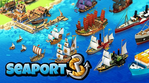 Seaport: Explore, collect and trade screenshot 1