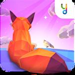 Good morning fox: Runner game Symbol