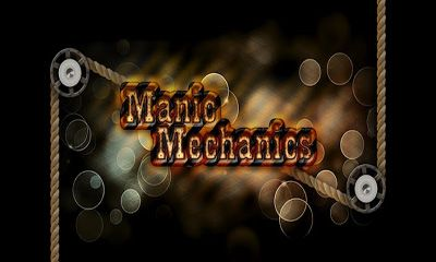 Manic Mechanics capture d'écran 1