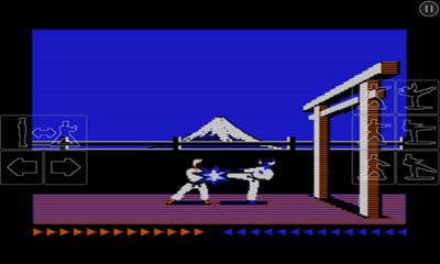 Karateka Classic für Android