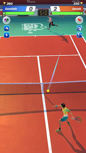 Sports games Tennis clash: 3D sports for smartphone